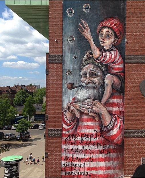 Mural Art – Dejvice
