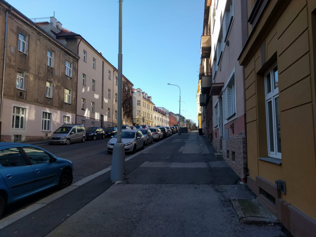 Revitalizace Šlikovy ulice