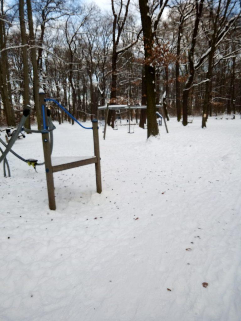 Obohacená dětská hřiště