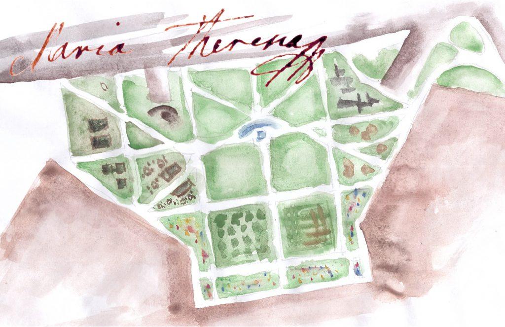 Oživení Parku Marie Terezie